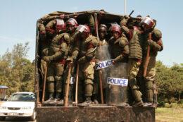 Election violence Kenya