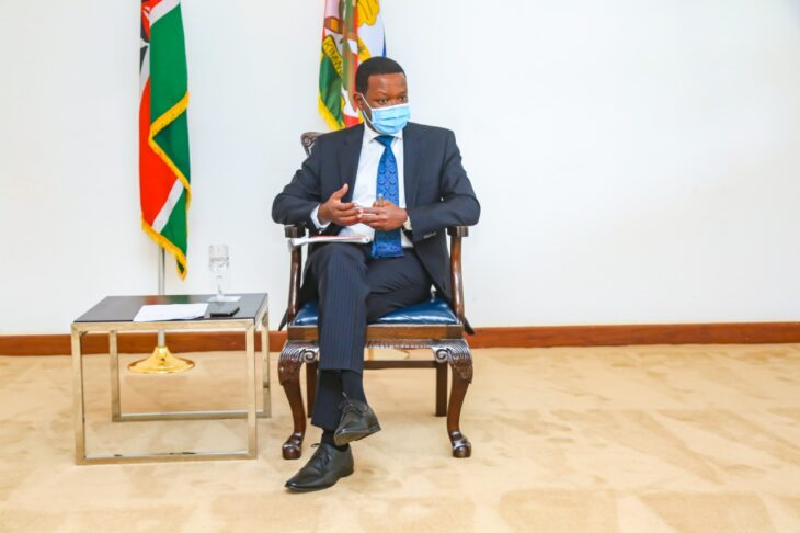 Uhuru dumped Ruto because he's not humble - Alfred Mutua