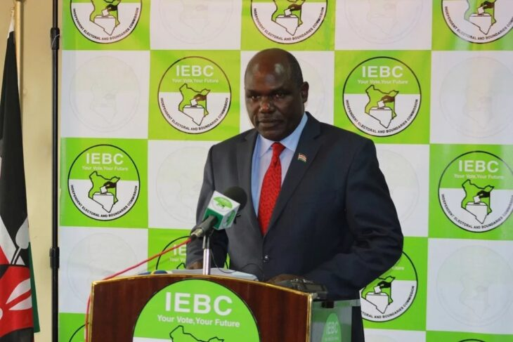 IEBC refutes claims that its voter register was hacked