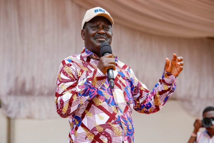 Raila Odinga's ODM gives tough terms for reviving Nasa coalition