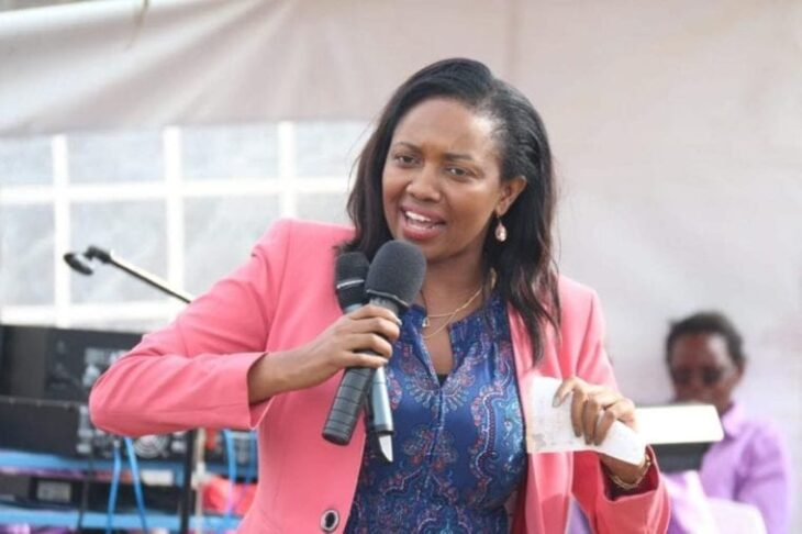 The legislators spoke just a day after it emerged that detectives at the DCI were finalizing investigations into Rigathi Gachagua KSh 12 billion graft proceeds. Photo: Sussan Kihika/Facebook.