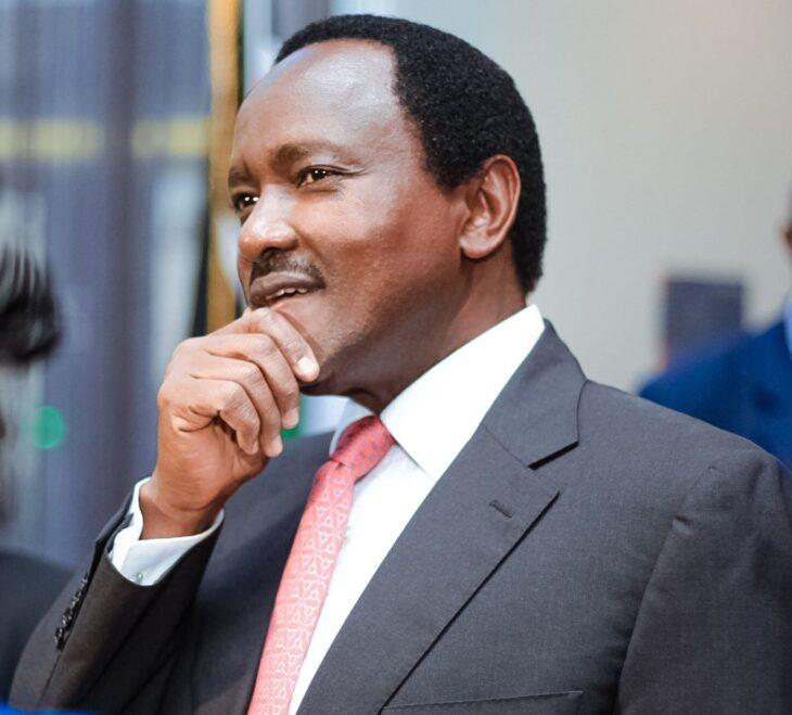 Wiper Party leader Kalonzo Musyoka wants Raila Odinga to retire in 2022 alongside President Uhuru Kenyatta.