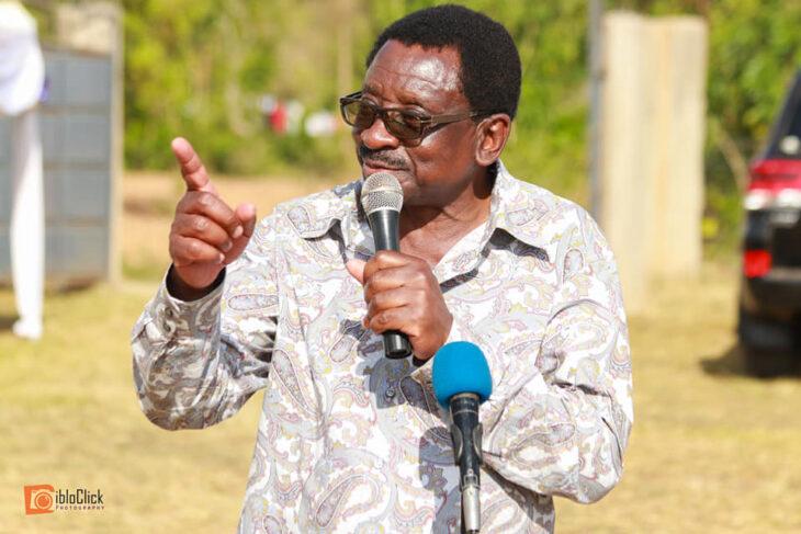 Senator James Orengo has denied reports that ODM is creating room for him in the Siaya gubernatorial race.