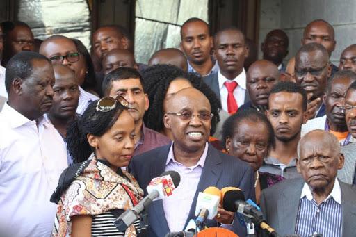 Billionaire Jimmy Wanjigi to battle for ODM presidential ticket