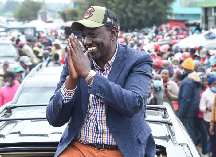 Francis Atwoli warns against a Ruto presidency in the 2022 elections