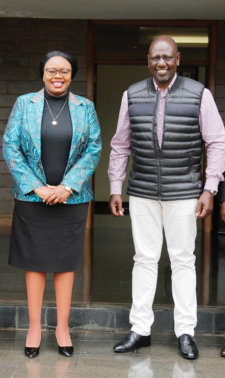 Gathoni Wa Muchomba details why she dumped Uhuru for Ruto