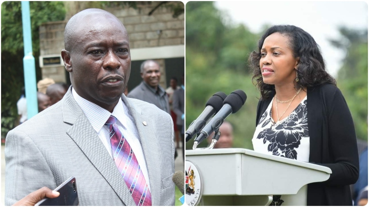 Deputy President William Ruto and Members of Parliament allied to the United Democratic Alliance recently come to the defense of Mathira MP Rigathi Gachagua who is facing KSh 12 billion graft.