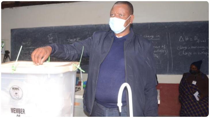 Jubilee party wins Muguga ward by-elections