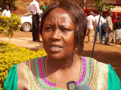 As Embu Governor Martin Wambora completes his second term, nominated MP Cecily Mbarire seeks to take control of the county leadership. She is among several female leaders in Mt Kenya counties seeking to run the devolved units.  Photo: the Star.
