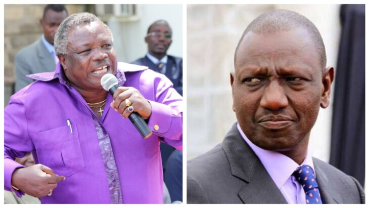 Other than the security threat, the COTU Boss also said that the Hustler narrative that DP Ruto is spreading is a dangerous one.