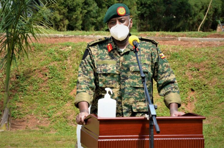Uganda president Museveni sends warning to those who wished him dead
