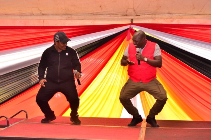 It will not be surprising if the Jubilee deputy secretary general MP Joshua Kutuny join DP Ruto's camp considering the Rift Valle region is largely William Ruto's political bastion. Photo: Jubilee Party/Twitter