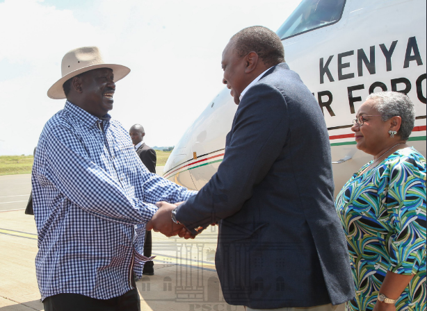 The flip-flopping coalition talks with NASA and Jubilee put the Raila Odinga 2022 plan in a dilemma.