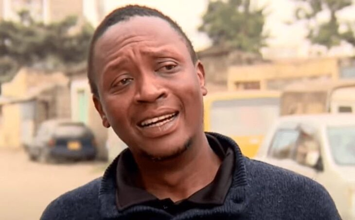 President Uhuru lookalike Michael Gitonga is now requesting a DNA test to confirm whether he is the brother to the Head of State.  Photo: Nairobi News.