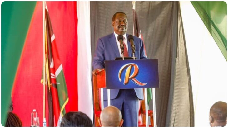 How every hustler will earn KSh 6,000 monthly if Raila becomes president