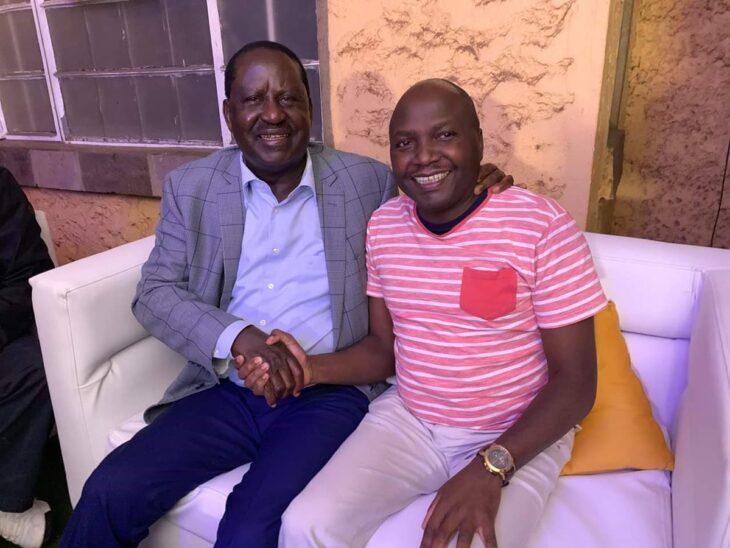 City lawyer Donald Kipkorir has mocked Deputy President William Ruto for seeking reconciliation with President Uhuru Kenyatta.