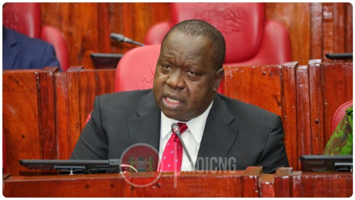 Interior ministry's plan to reduce deputy president's security team
