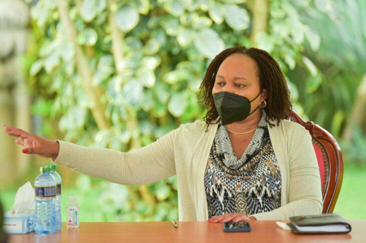 Kirinyaga Governor Anne Waiguru agrees calls to join UDA