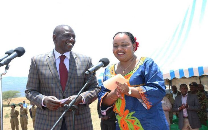 Governor Anne Waiguru is confident about retaining her Kirinyaga seat in the 2022 General Election regardless of the party she will contest under.