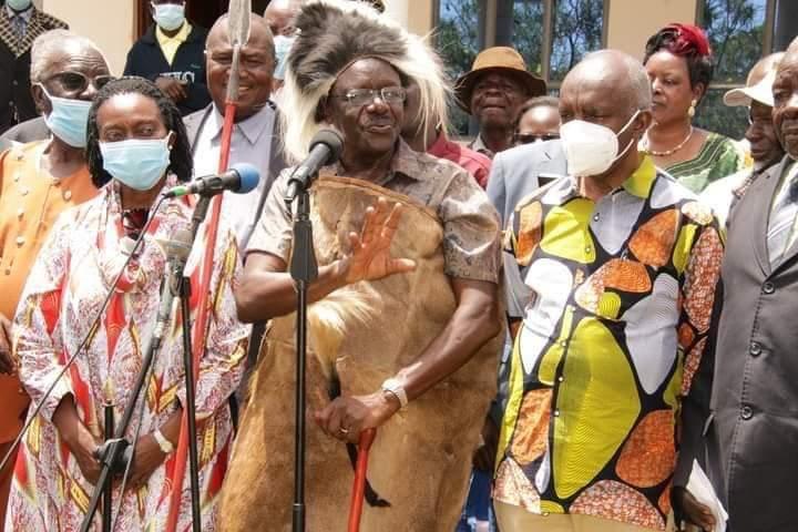 Kakamega senator accuse Raila Odinga of using Mukhisa Kituyi to divide Luhya votes