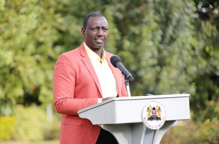 Ruto demand apology from Raila, Uhuru for pushing BBI