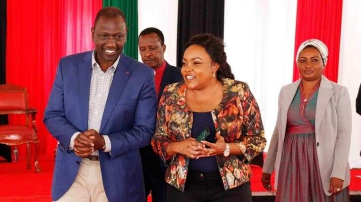 Kirinyaga Woman Representative Purity Ngirici has shown confidence in winning the gubernatorial seat without being in William Ruto's camp.