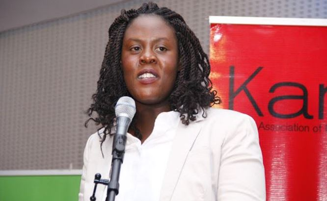 Raila Odinga's daughter vows to get married when her father becomes president